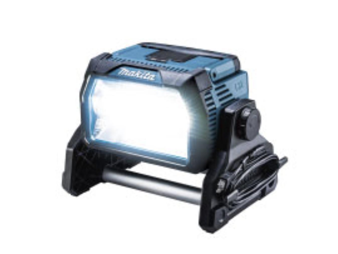 【マキタ】マキタバッテリで現場を明るく『充電式スタンドライト』の画像