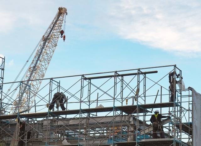 11月 近畿地区6府県の公共工事動向の画像