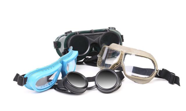 電工さんの工具箱 第22回「ゴーグル(保護メガネ)」セーフティー&ファッショナブルに。の画像