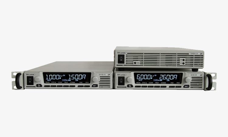 【TDK株式会社】直流安定化電源GENESYS+シリーズに業界最小サイズの1.5kWとフルラックモデル2.7kW、3.4kWモデルを追加の画像