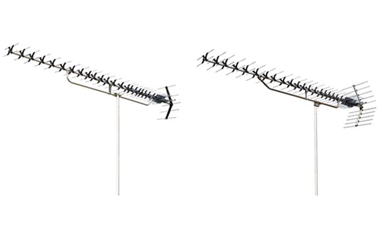 【DXアンテナ株式会社】高性能形UHF30素子アンテナを新発売!高利得で施工性に優れた高性能モデルをラインアップ!の画像