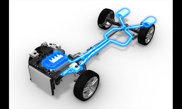 【TDK株式会社】エンジンの吸気・排気の性能を高めるセンサの画像
