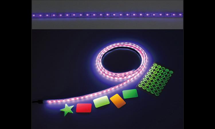 【ジェフコム株式会社】LEDテープライトの画像