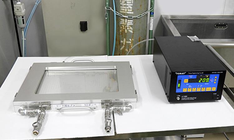 【シーシーエス株式会社】N2(不活性ガス)パージボックスの画像