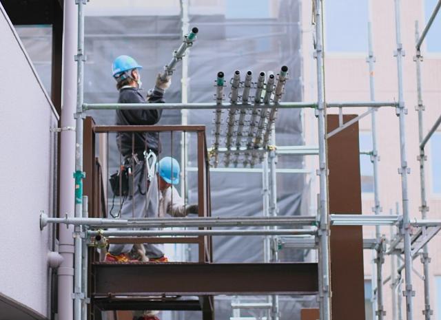 4月 東日本地区公共工事動向 請負金額は9.5%減少 1万1348件 9.3%増(前年同月比)の画像
