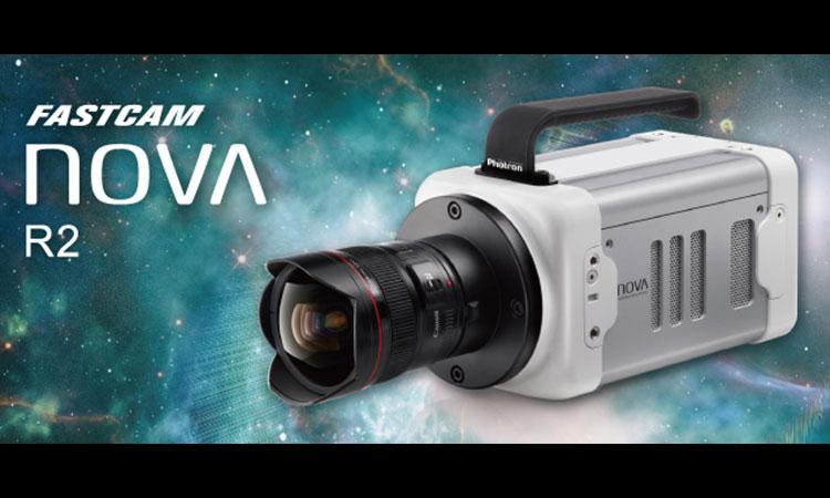 【株式会社フォトロン】高性能・小型軽量密閉筐体、400万画素で1,440コマ/秒の撮影性能|超高解像度・コンパクト高速度カメラ「FASTCAM Nova R2」新発売の画像