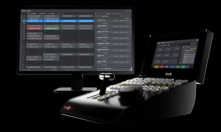 【株式会社フォトロン】EVS社 新リモコン「LSM-VIA」をご紹介 する「EVS #New Replay Experienceウェビナー」を 6月12日(金)に開催の画像