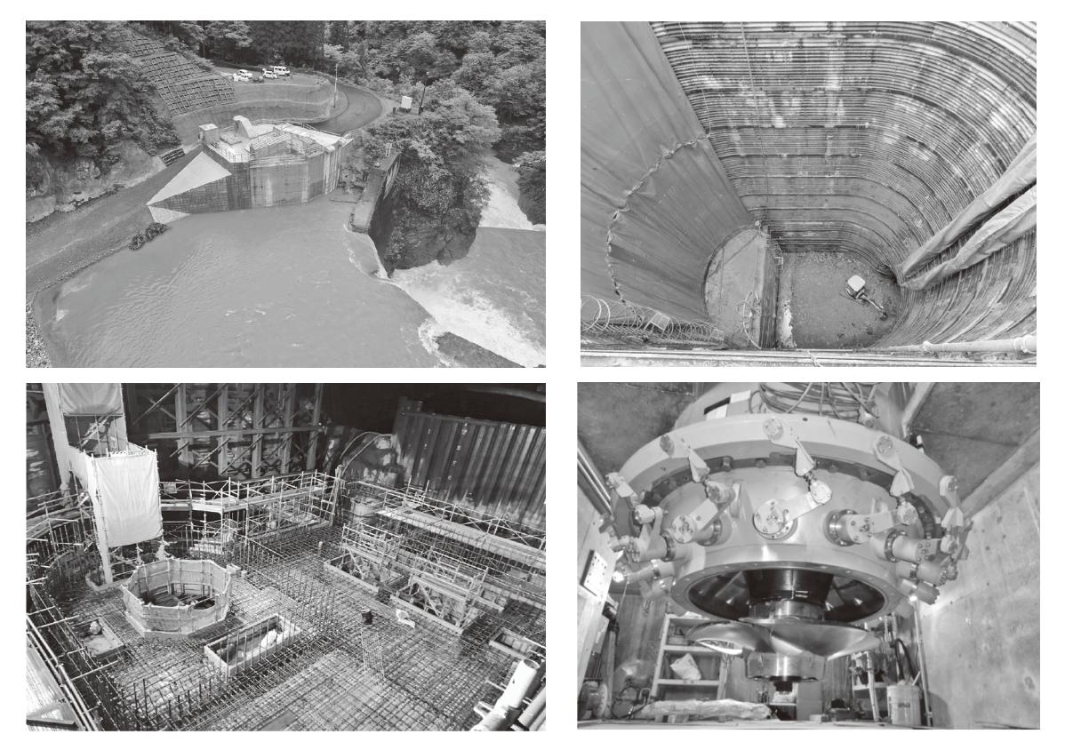 【(株)関電工】 上結東水力発電所の運転を開始の画像