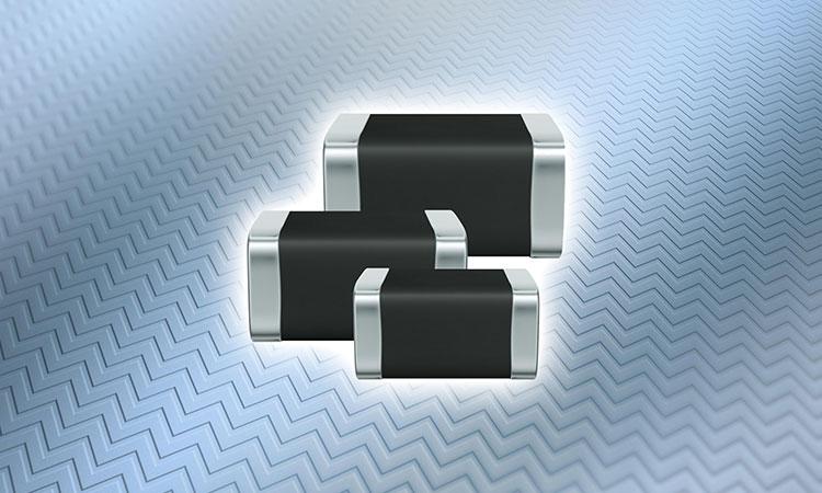 【TDK株式会社】ESD/サージ保護デバイス:自動車バッテリーケーブル用フェイルセーフ対応 チップバリスタの画像