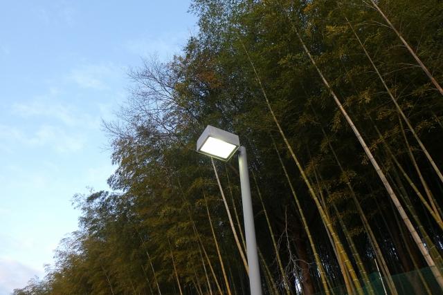 LED防犯灯特集  「あかり」で夜道も安心 犯罪の抑制にも貢献の画像