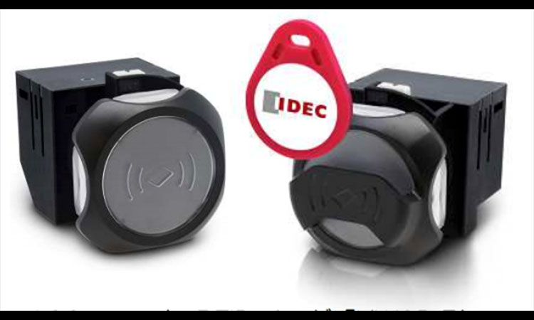 【IDEC株式会社】機械設備の権限管理・生産現場の履歴管理に最適。φ22スマートRFIDリーダ「KW2D形」を新発売の画像