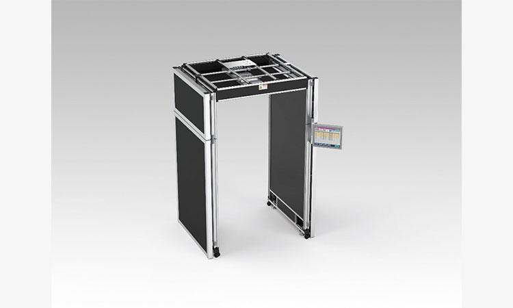 【東芝テック株式会社】「ウォークスルーショート型RFIDトンネル式ゲート:WG-900」を発売の画像