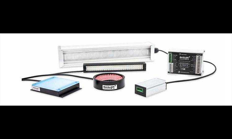 【シーシーエス株式会社】シーシーエス、Basler 社の産業用カメラとシームレスにつながる検査用 LED 照明を共同開発し発売 《プラグアンドプレイで設定可能で、検査環境の準備や設定の工数を大幅に削減》の画像