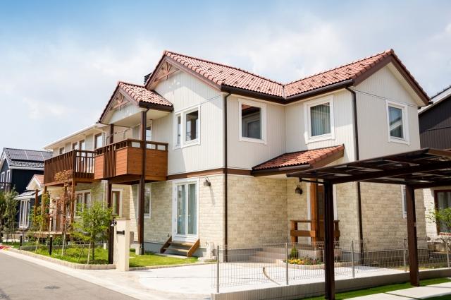 8月度の新設住宅着工戸数の画像