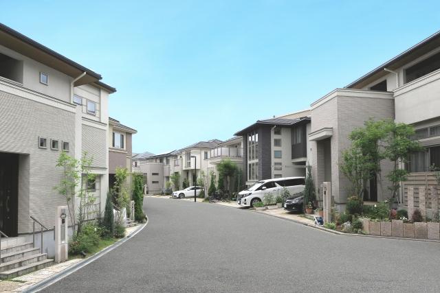 8月度の都市圏別新設住宅着工戸数の画像