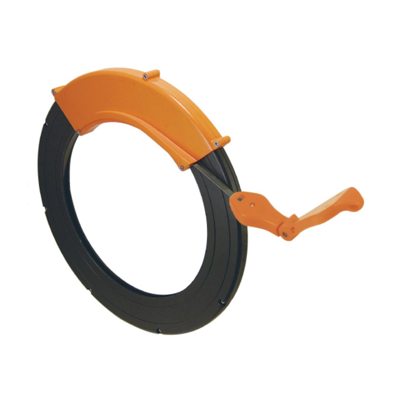 【ジェフコム 】障害物に応じてヘッドの角度を調整できる『コブラヘッドスチール(角度調整式)』の画像
