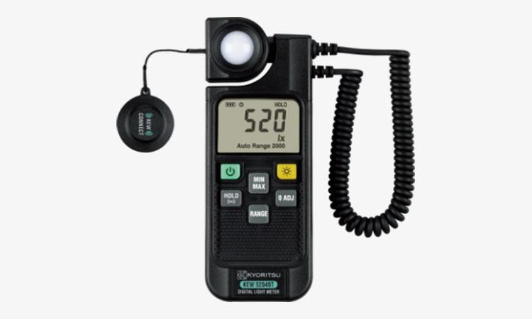 【共立電気計器株式会社】KEW 5204BTの画像