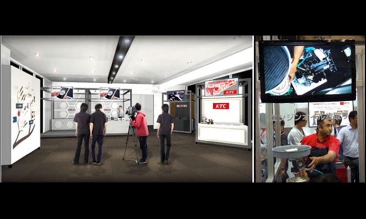 【京都機械工具株式会社】KTCが、DX(デジタルトランスフォーメーション)により顧客と自社のビジネスを変革する「T&M(つながる&見える化)事業」の本格展開と協業体制をローンチイベントにより発表の画像