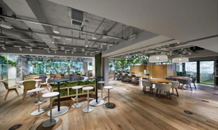 【ダイキン工業株式会社】日本のコワーキングオフィス初 「point 0 marunouchi」が「WELL認証」のゴールドランクを取得の画像