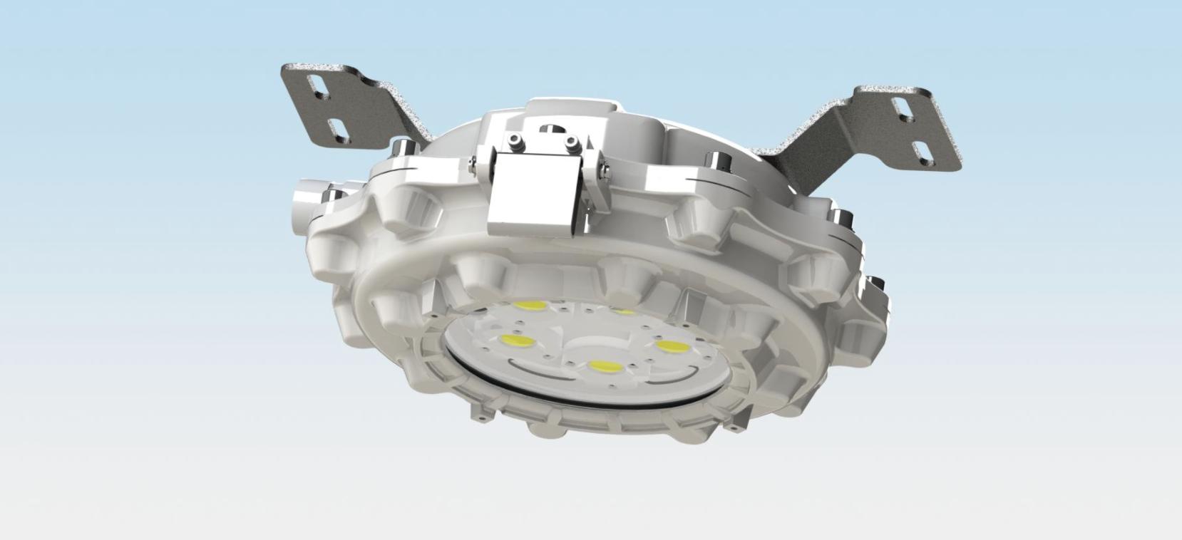 【星和電機】海外向け防爆形LED灯器具『WLZIAシリーズ』の画像