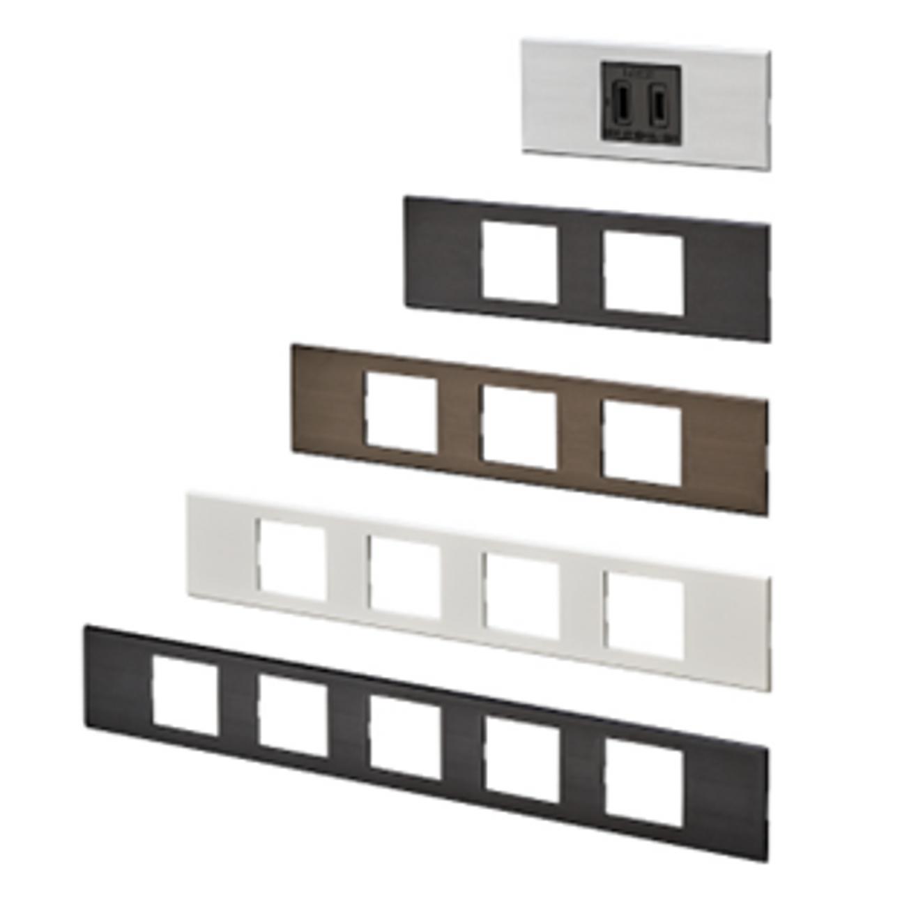 【スガツネ工業】業界初!家具用コンセントに4口・5口が追加に!の画像