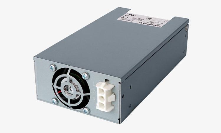 【TDKラムダ株式会社】超小型のファン内蔵600W出力AC-DC電源 CME600A/EFの開発、量産の画像