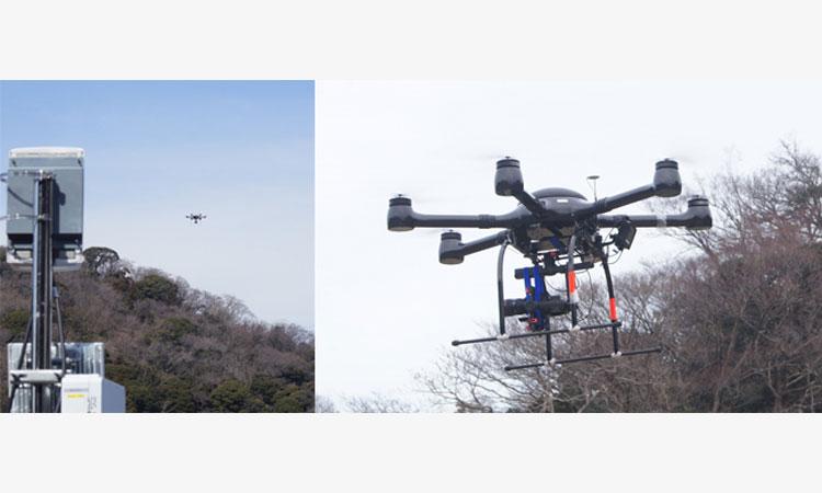【シャープ株式会社】災害時の広域監視利用を想定した 5Gによる8K高精細映像のリアルタイム伝送に成功の画像
