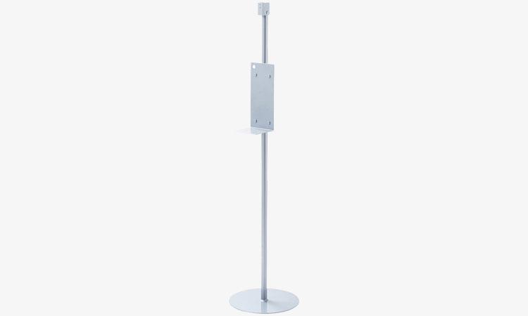 【サンワサプライ株式会社】体表面温度測定カメラを、床へ設置できるようにする 専用スタンドを発売の画像