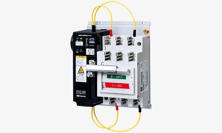 【河村電器産業株式会社】自動切替開閉器60Aタイプの画像