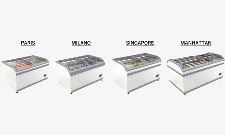 【ダイキン工業株式会社】省エネ性・環境性に優れた冷凍プラグインショーケースを国内で販売開始の画像