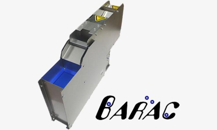 【株式会社エデックリンセイシステム】多種多様なワークを供給するバラ部品フィーダー「BARAC」の受注販売を6月1日より開始の画像