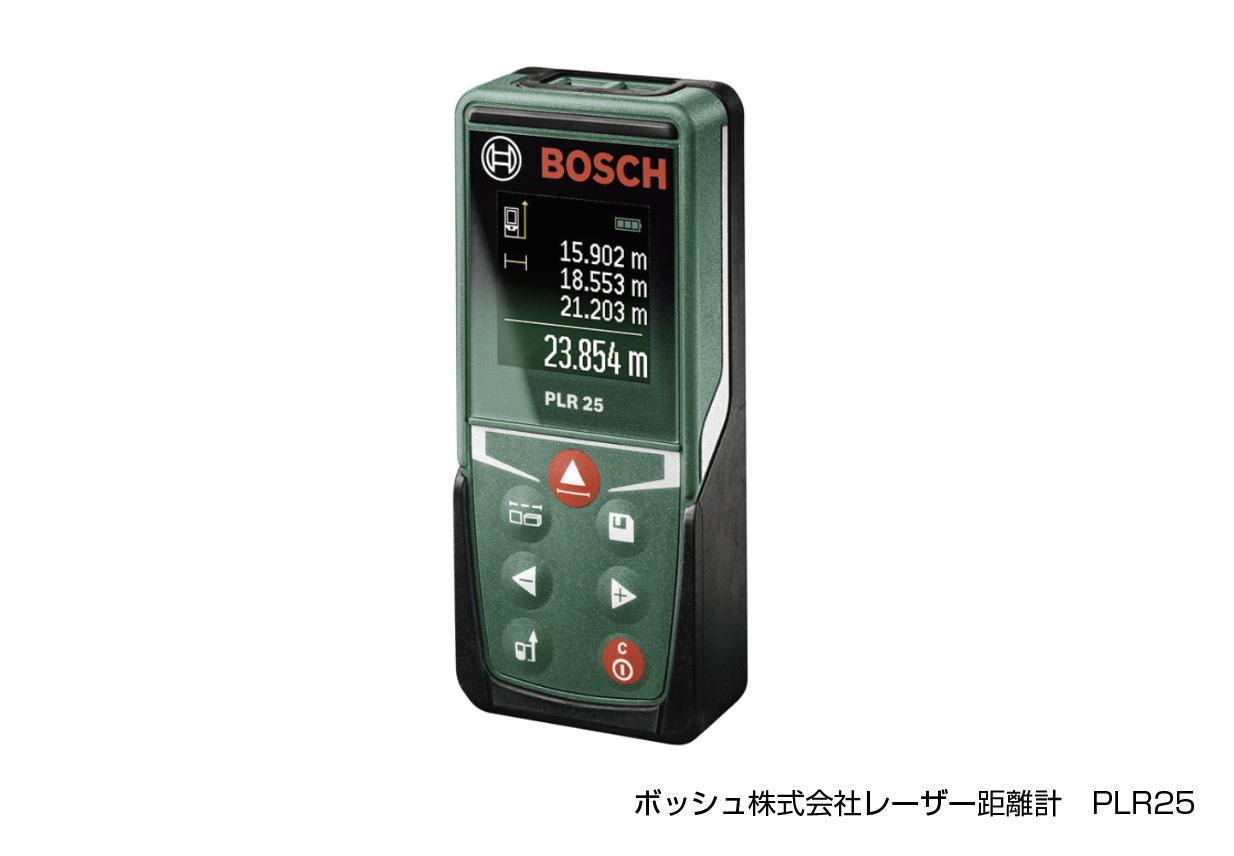 電工さんの工具箱  第33回「レーザー距離計」長い距離も瞬時に計測。の画像