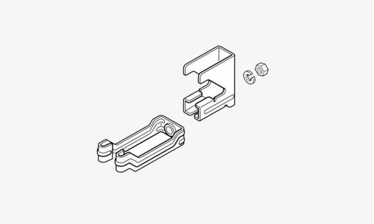 【因幡電機産業株式会社】SHB耐震補強金具 フリータイプ  SHB-HL-F/SHB-HN-F 発売の画像